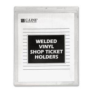 "C-Line Vinyl Shop Ticket Holders, 9"" x 12"", Box of 50"
