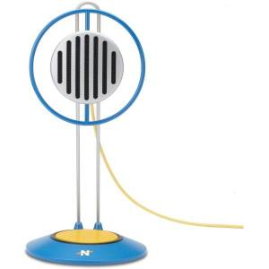 STRAY ELECTRONS, LLC Neat Widget C Microphone - 20 Hz to 20 kHz - Wired - Condenser - Cardioid - Desktop, Shock Mount - USB 2.0