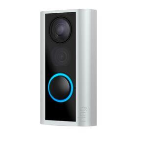 Ring Peephole Wireless 1080p HD Indoor/Outdoor Doorbell Camera, 8SPPS9-0EN0