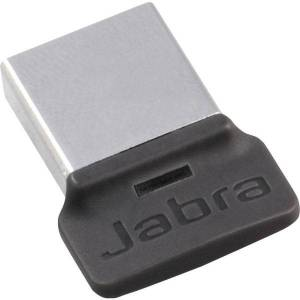 Jabra LINK 370 MS Bluetooth 4.2 - Bluetooth Adapter for Desktop Computer/Notebook - USB 2.0 - External