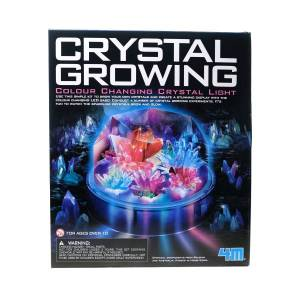 4M Crystal Growing Color Changing Crystal Light Activity Kit