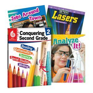 ATDEC Shell Education Conquering The Grades, Grade 2