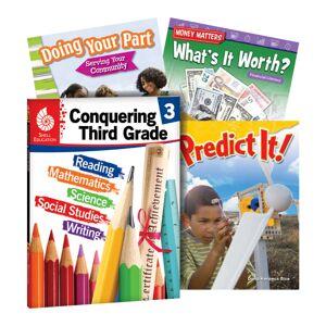 ATDEC Shell Education Conquering The Grades, Grade 3