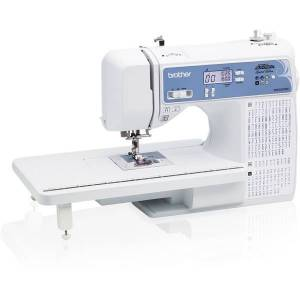 Brother Project RunwayMuVit Limited Edition Computerized Sewing Machine - 110 Built-In Stitches - Automatic Threading