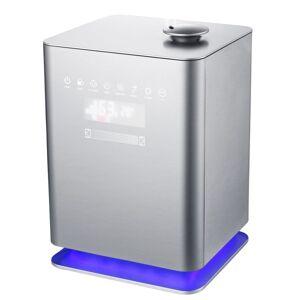 """Crane Top-Fill Premium Ultrasonic Cool Mist Humidifier, 13""""H x 9-1/4""""W x 8""""D, Metallic"""