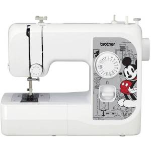 Brother SM1738D Disney Faceplates Sewing Machine - 17 Built-In Stitches
