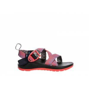 Chaco Girls Z1 Ecotread Outdoor Sandal -  CORAL(Size: 2M)