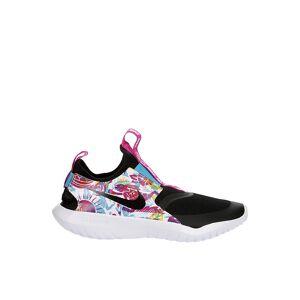 Nike Girls Flex Runner Slip On Sneaker Running Sneakers - BLACK Size 5M -  BLACK(Size: 5M)
