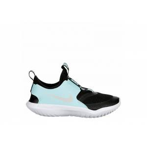 Nike Girls Flex Runner Slip On Sneaker -  BLACK(Size: 11M)