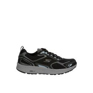 Skechers Mens Go Run Consistent Running Shoe  - BLACK Size 7.5W -  BLACK(Size: 7.5W)