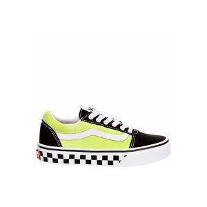 Vans Boys Ward Sneaker Sneakers -  BLACK(Size: 1M)