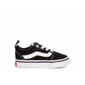 Vans Boys Infant Ward Sneaker Sneakers -  BLACK(Size: 10M)