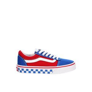 Vans Boys Ward Sneaker Sneakers -  BLUE(Size: 3.5M)