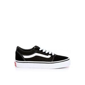 Vans Boys Ward Sneaker Sneakers -  BLACK(Size: 1.5M)