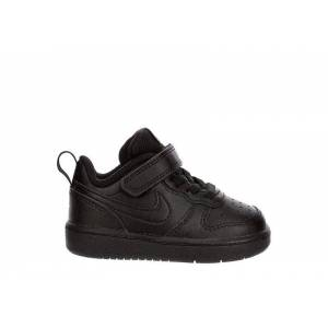 Nike Boys Infant Court Borough 2 Slip On Sneaker -  BLACK(Size: 6M)