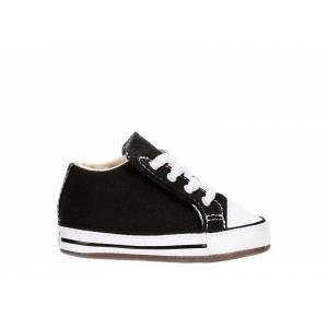 Converse Boys Infant Chuck Taylor All Star Cribster Sneaker Sneakers -  BLACK(Size: 4M)
