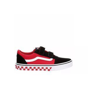 Vans Boys Ward Slip On Sneaker Sneakers -  BLACK(Size: 2.5M)