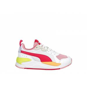 Puma Girls X-Ray Sneaker Running Sneakers - WHITE Size 6M -  WHITE(Size: 6M)
