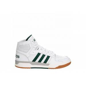 Adidas Mens Entrap Mid Sneaker Sneakers -  WHITE(Size: 12.5M)