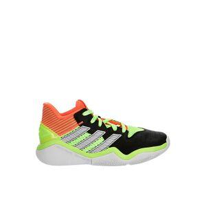 Adidas Boys Harden Stepback Basketball Shoe Sneakers -  YELLOW(Size: 4.5M)