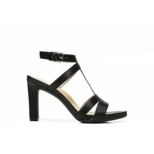 Naturalizer Womens Gretta Sandal -  BLACK(Size: 6.5M)