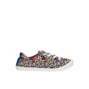 Skechers Bobs Womens Rovers Rally Slip On Sneakers -  MULTICOLOR(Size: 6.5M)