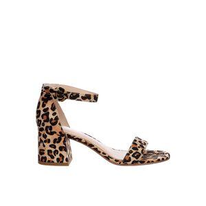 Xappeal Womens Hartley Sandal -  LEOPARD(Size: 6.5M)