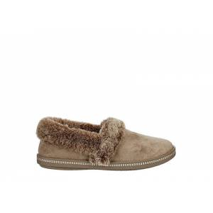 Skechers Womens Cozy Campfire Team Toasty Slipper -  TAUPE(Size: 5.5M)