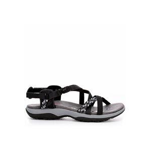 Skechers Womens Vacay Outdoor Sandal -  BLACK(Size: 7W)