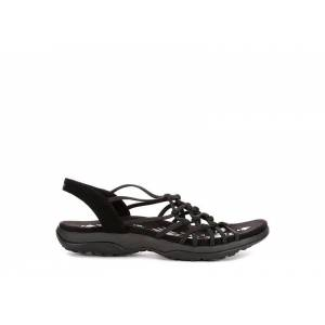 Skechers Womens Forget Me Knot Outdoor Sandal -  BLACK(Size: 10M)