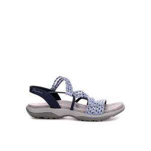 Skechers Womens Stretch Appeal Outdoor Sandal -  NAVY(Size: 12M)