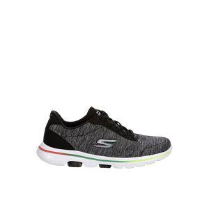 Skechers Womens Go Walk 5 Sneaker Walking Shoes -  BLACK(Size: 6M)
