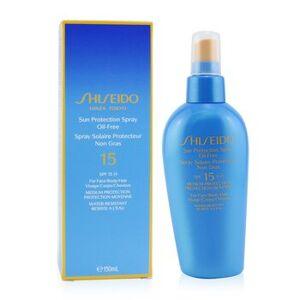 ShiseidoSun Protection Spray Oil Free SPF15 150ml/5oz