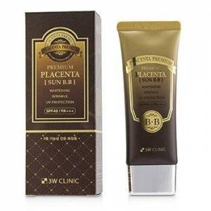 3W ClinicPremium Placenta Sun BB Cream SPF 40/ PA+++ 70ml/2.3oz