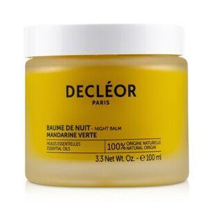 DecleorGreen Mandarin Glow Night Balm (Salon Size) 100ml/3.3oz