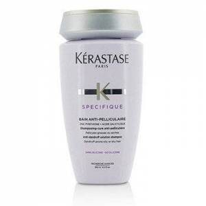 KerastaseSpecifique Bain Anti-Pelliculaire Anti-Dandruff Solution Shampoo (Dandruff-Prone Oily or Dry Hair) 250ml/8.5oz