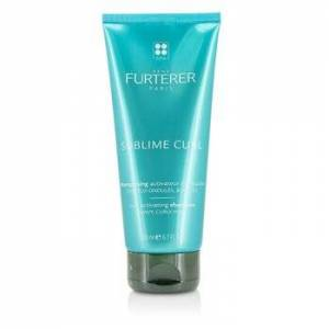 Rene FurtererSublime Curl Curl Activating Shampoo (Wavy, Curly Hair) 200ml/6.7oz