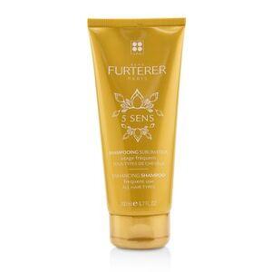 Rene Furterer5 Sens Enhancing Shampoo (Frequent Use , All Hair Types) 200ml/6.7oz