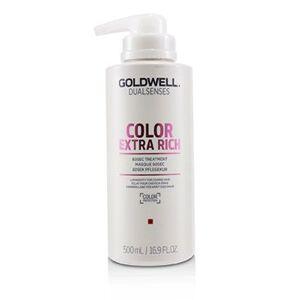 GoldwellDual Senses Color Extra Rich 60SEC Treatment (Luminosity For Coarse Hair) 500ml/16.9oz