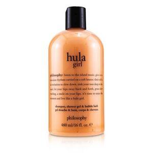 PhilosophyHula Girl Shampoo, Shower Gel & Bubble Bath 480ml/16oz