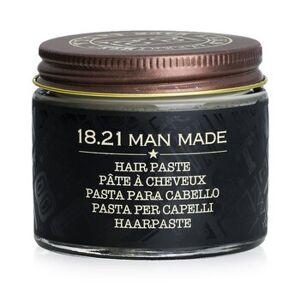 18.21 Man MadePaste - # Sweet Tobacco (Satin Finish / Medium Hold) 56.7g/2oz
