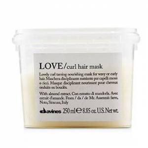 DavinesLove Curl Hair Mask (Lovely Curl Taming Nourishing Mask For Wavy or Curly Hair) 250ml/8.85oz