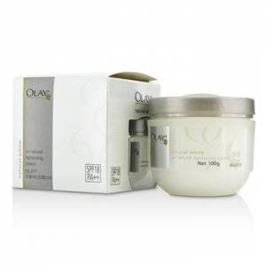OlayNatural White UV Natural Lightening Cream SPF 18 100g/3.5oz