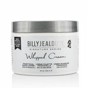 Billy JealousySignature Series Whipped Cream Traditional Shave Lather 236ml/8oz