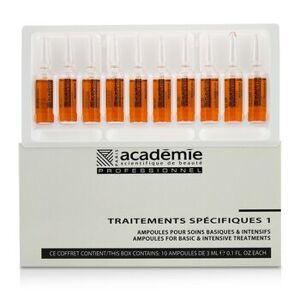 AcademieSpecific Treatments 1 Ampoules Rougeurs Diffuses - Salon Product 10x3ml/0.1oz