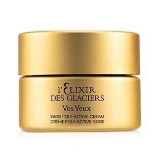 ValmontElixir des Glaciers Vos Yeux Swiss Poly-Active Eye Regenerating Cream (Unboxed) 15ml/0.5oz
