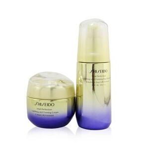 ShiseidoVital Perfection Firming Day & Night Set: Cream 50ml + Day Emulsion SPF 30 PA+++ 75ml 2pcs