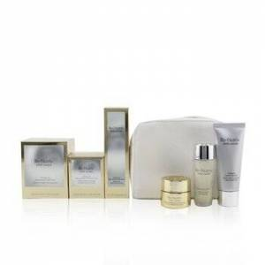 Estee LauderRe-Nutriv Ultimate Lift Regenerating Youth Precious Collection: Creme 50ml+Serum 30ml+Eye Creme 15ml+Lotion 30ml+Cleanser.... 6pcs+1bag