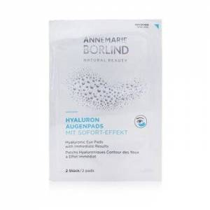Annemarie BorlindHyaluronic Eye Pads with Immediate Results 6x2pads