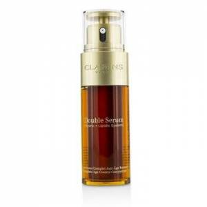 ClarinsDouble Serum (Hydric + Lipidic System) Complete Age Control Concentrate 50ml/1.6oz